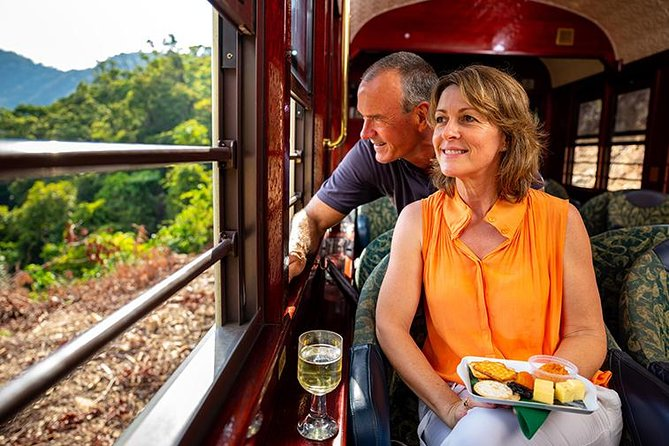 Skip the Line Kuranda Scenic Railway Gold Class and Skyrail Rainforest Cableway