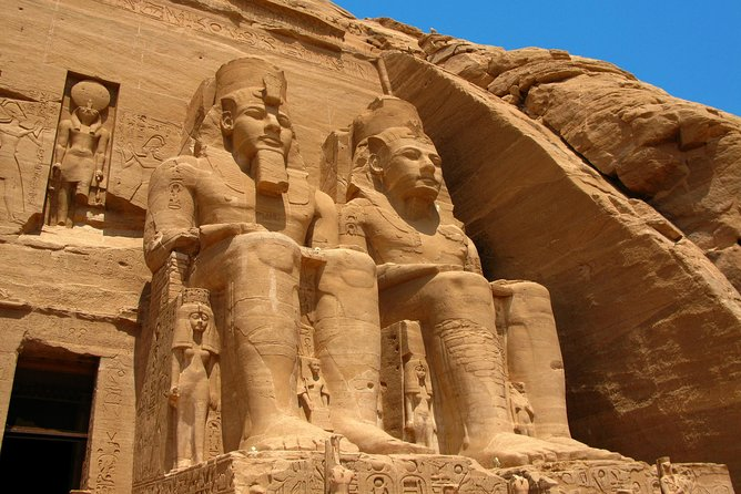 Private Tour: Abu Simbel by Minibus from Aswan photo 1
