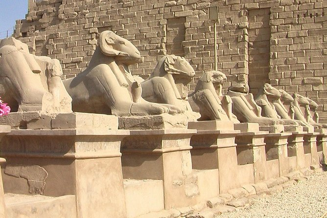 Private Tour: 2-Day Luxor Tour from Hurghada