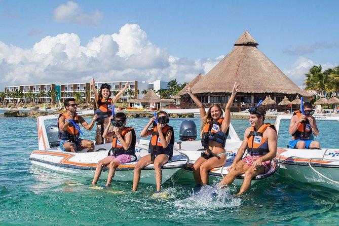 Jungle Tour and Snorkel at Punta Nizuc Reef