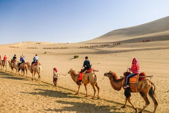 4-Day Private Silk Road Tour: Dunhuang, Jiayuguan and Zhangye