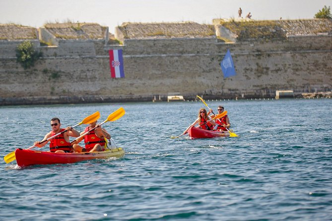 Kayaking Sunset Tour