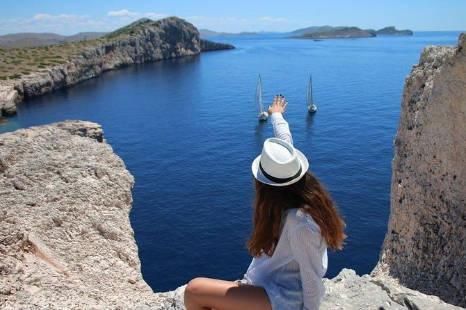 KORNATI ISLANDS & TELASCICA PARK TOUR, Small Group–max 12 ppl, 6 Stops, Full Day