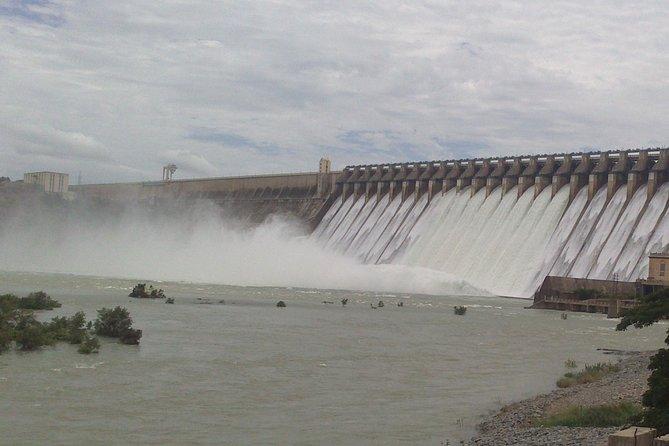 Nagarjuna Sagar Dam Day Tour from Hyderabad