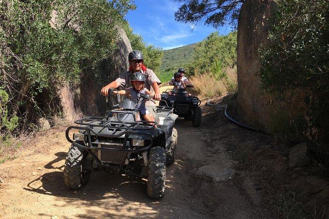 30Min Quad Bike Trail