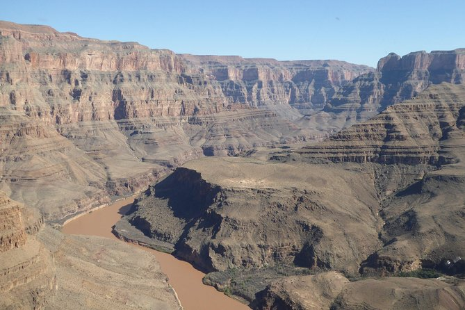 Grand Canyon Helicopter Tour with Limo Transfer from Las Vegas
