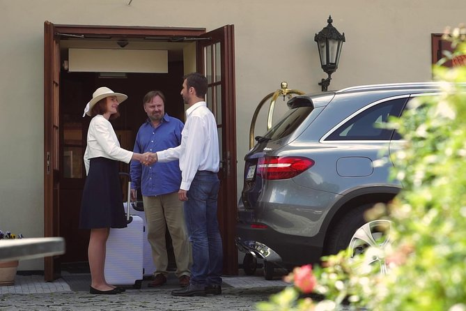 Sorrento Private Transfer from Rome with 2 sightseeing stops