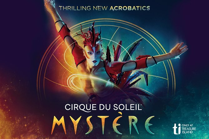 Mystère by Cirque du Soleil at Treasure Island Hotel & Casino