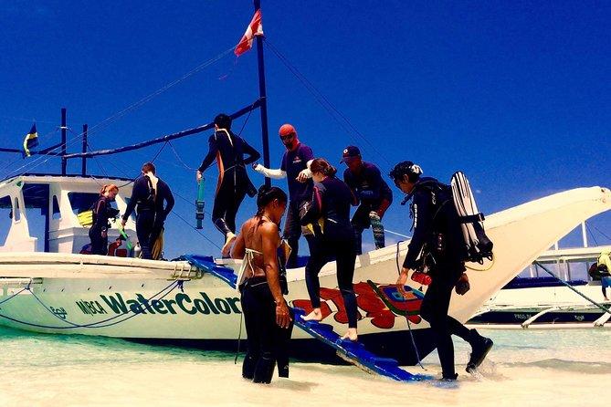 WaterColors - PADI Scuba Diver Certification in Boracay
