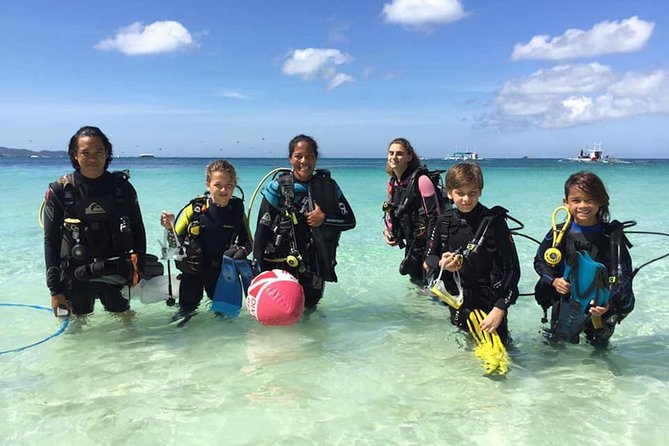 WaterColors - Discover Scuba Diving in Boracay