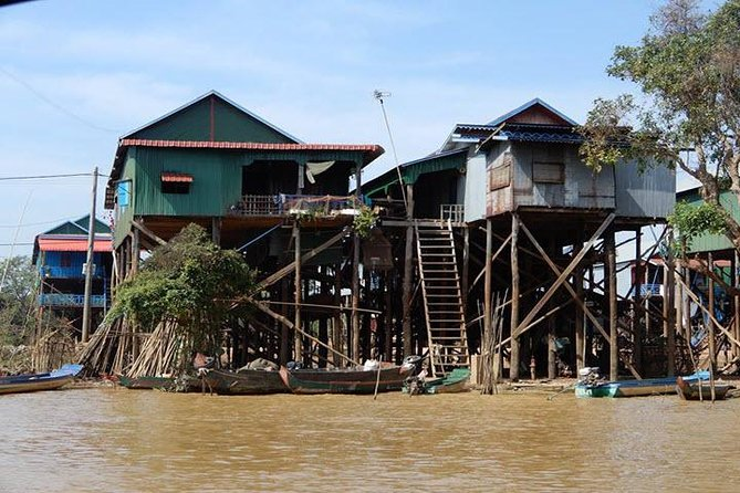 Kampong Pluk-Floating Village Tour at Tonle Sap Lake-Small Group photo 8