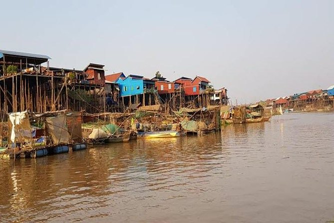 Kampong Pluk-Floating Village Tour at Tonle Sap Lake-Small Group photo 7