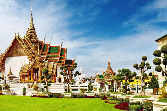 Flexi Walking Historical Grand Palace Temple Tour
