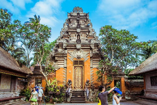 Bali Day-Tour: Ubud Half Day Trip
