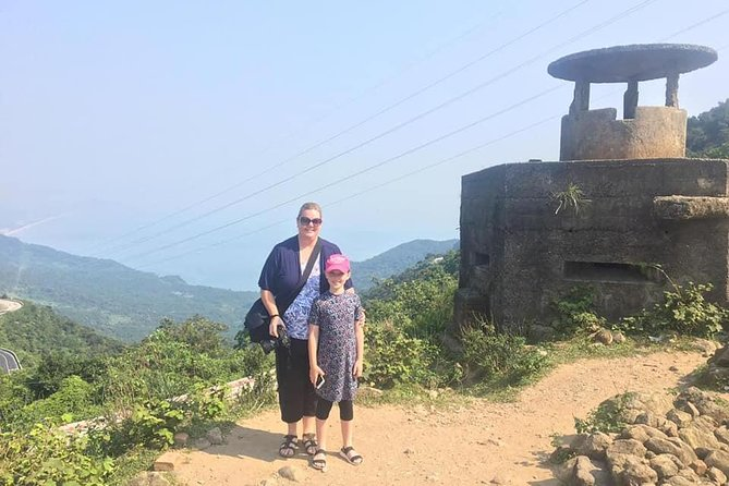 HAI VAN PASS, MONKEY MOUTAIN & MARBLE MOUNTAINS with Nice Photo Opportunity
