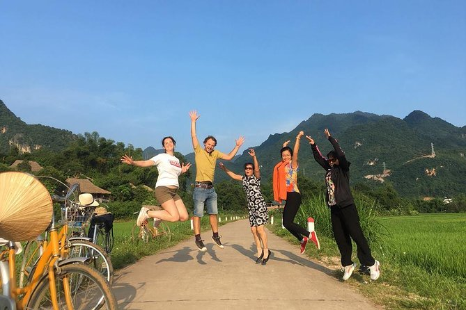 Mai Chau - Pu Luong 2 days 1 night - Biking & Trekking tour-Best price & quality