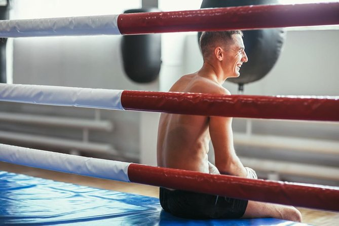 Step in The Ring - 1 Hour Muay Thai Class.