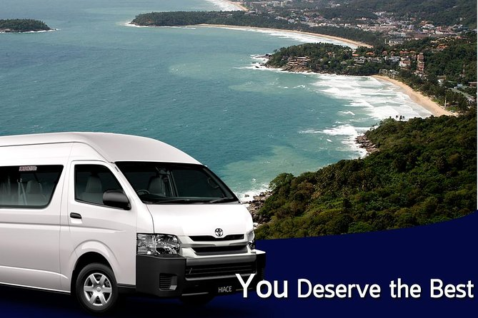 Phuket Airport Transfer - Private Mini Van