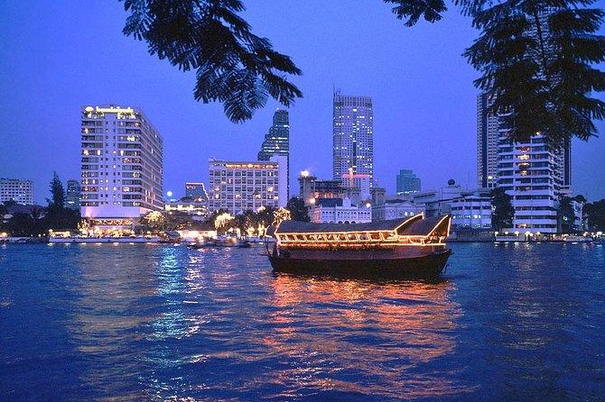 Bangkok Rice Barge and Canal Tour