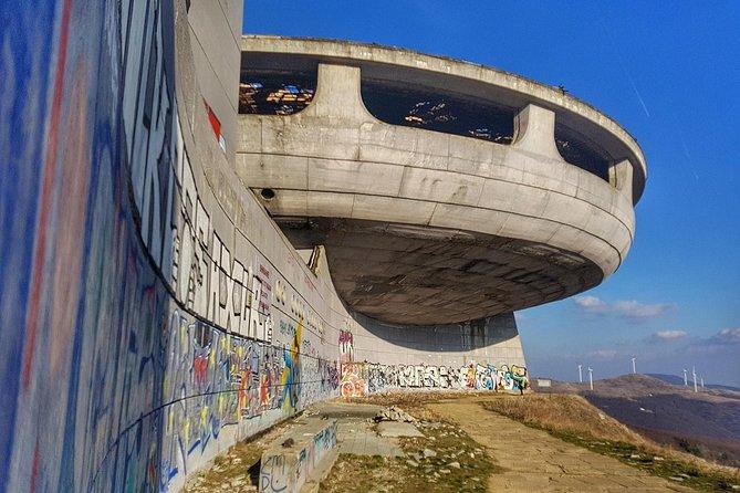 Day Trip to Bulgaria - Buzludzha Monument, Veliko Tarnovo, Shipka Monument