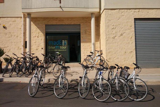 Bike Tour at Sunset