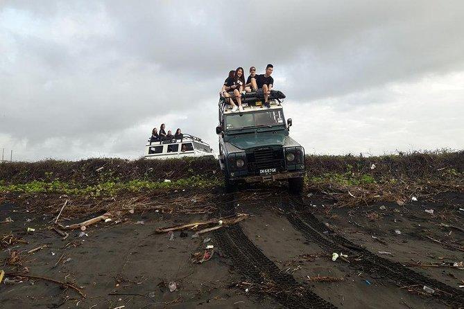 Half Day Jeep Tour Ubud Village Tour