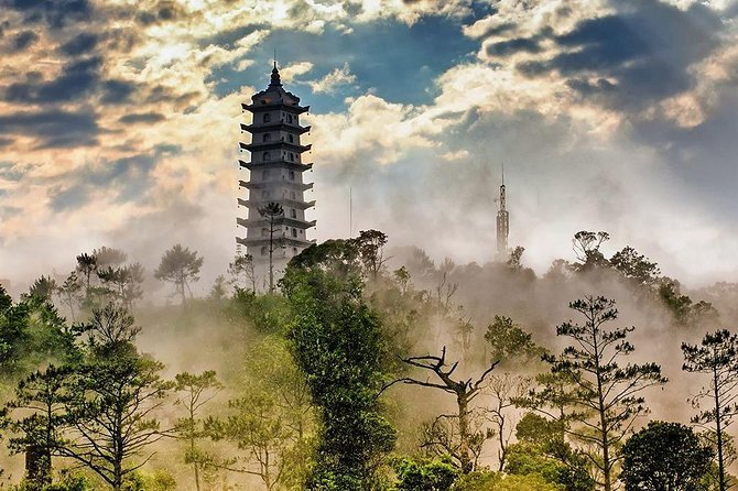Da Nang : Beautiful Site Must See - Golden Bridge Ba Na Hills and Fantasy Park