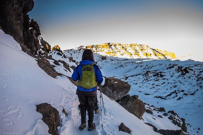 Kilimanjaro-machame Route 6 Days Itinerary