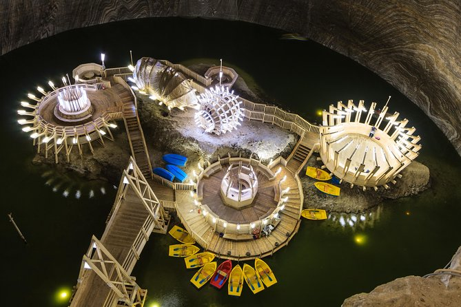Day Trip From Cluj - Turda Salt Mine,turda Gorge :)