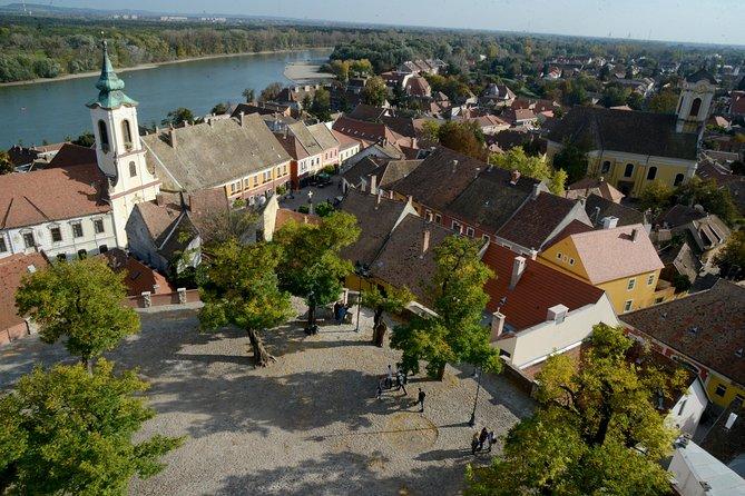 Szentendre Artists' Village from Budapest