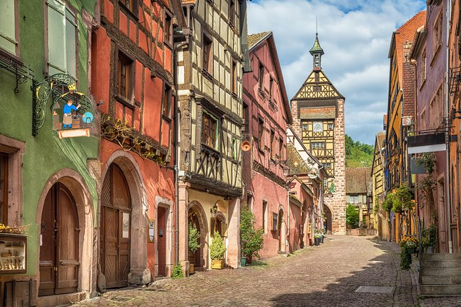 Original Private Tour of Alsace with Driver