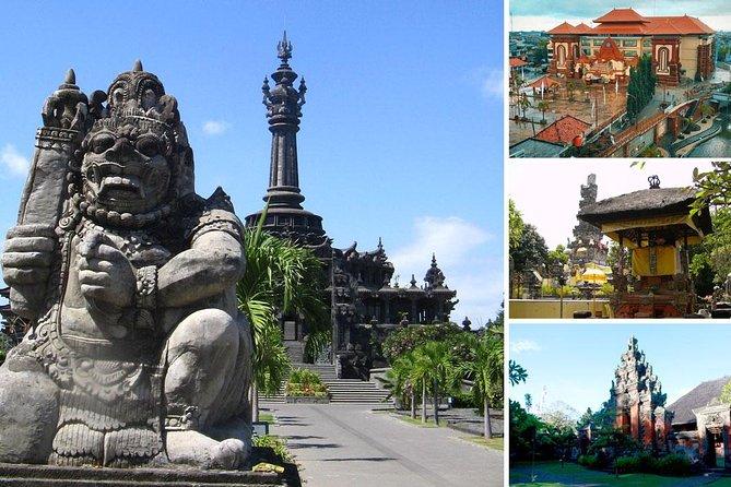 Bali Day-Tour: Denpasar City Half Day Trip