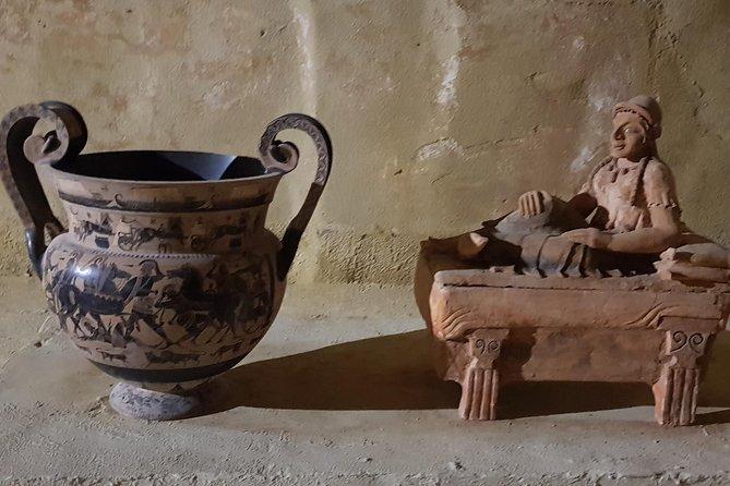 Etruscopolis: Once Were Etruscans
