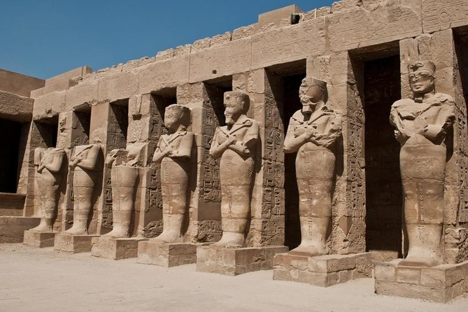 Day Tour to Karnak temple and luxor temple from luxor