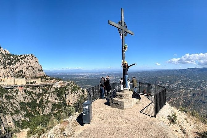 Montserrat Monastery and Natural Park Tour with Optional Pick Up