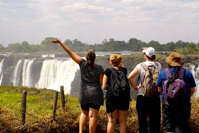19-Day South West Safari Adventure Accommodated Tour from Livingstone