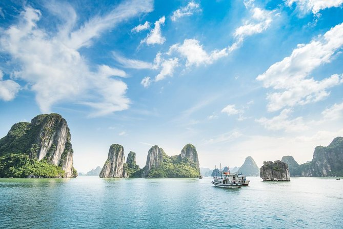 Halong Bay 3 days 2 nights on Christina Diamond Cruise 4 STARS LUXURY photo 15