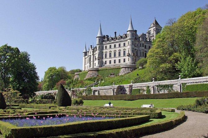 Tour 1 - Dunrobin Fairytale Castle, Millionaire's View, Dornoch village & shops