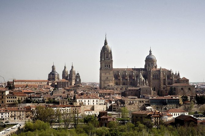 Private Full day Tour to Salamanca from Madrid with hotel pick up and drop off