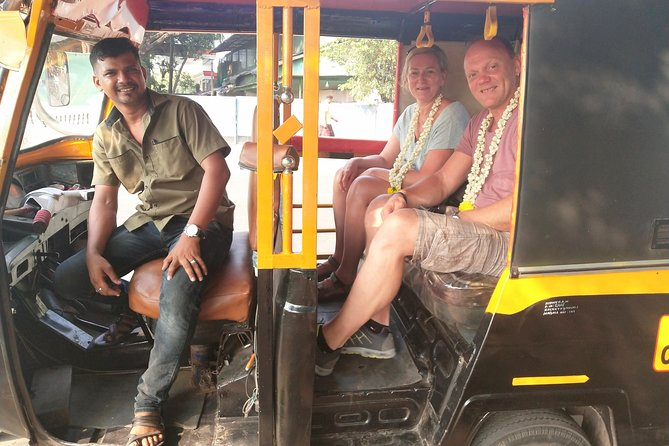 Cochin tuk tuk tours and One hour Backwater Tour with pickup from Cruise ship photo 7