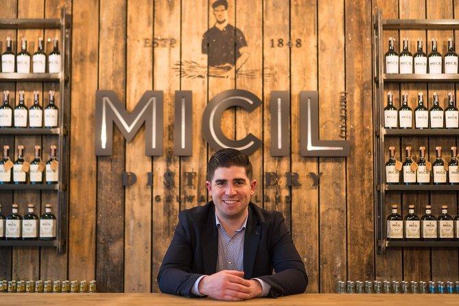 Micil Distillery Experience