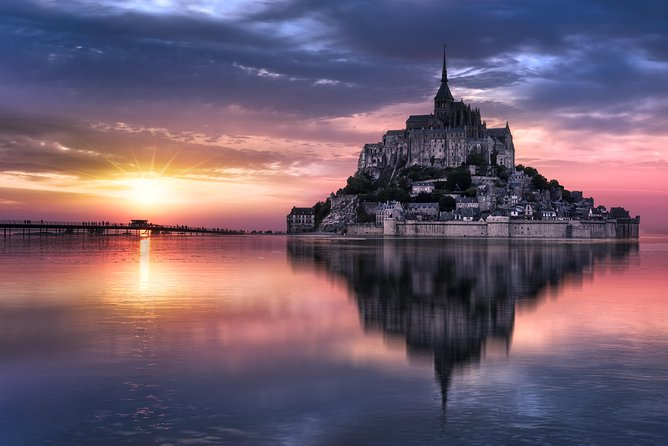 2-Day Normandy, Saint Malo and Mont St Michel Tour from Paris photo 8