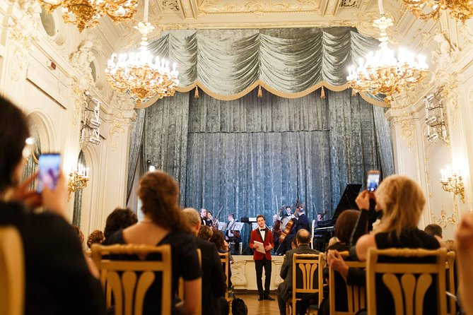 Tchaikovsky Gala-concert in a Palace photo 7