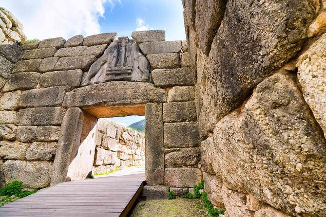 Athens to Mycenae & Epidaurus Full-Day Private with Lunch & Museum Tickets