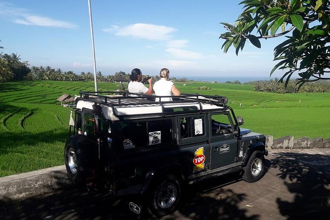 The Best 4 WD Jeep Experience-West Bali Adventure Off Road Adventure