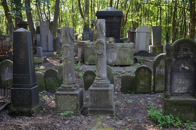 Jewish Cemetery in Warsaw - included in the Jewish Tour