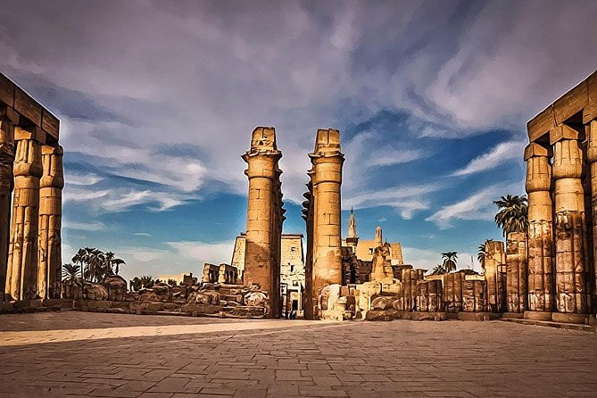Tour in Luxor For One Day