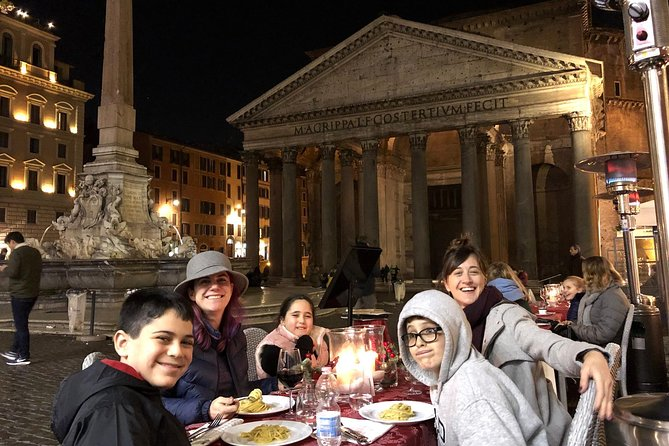 Rome Small Group Food Experience | with Private Option