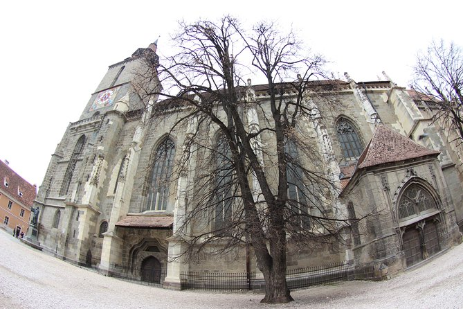 Brasov City Tour - Visit the CROWN City included Black Church entrance