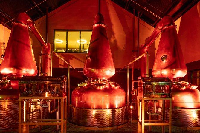 The Dublin Liberties Distillery Whiskey Experience